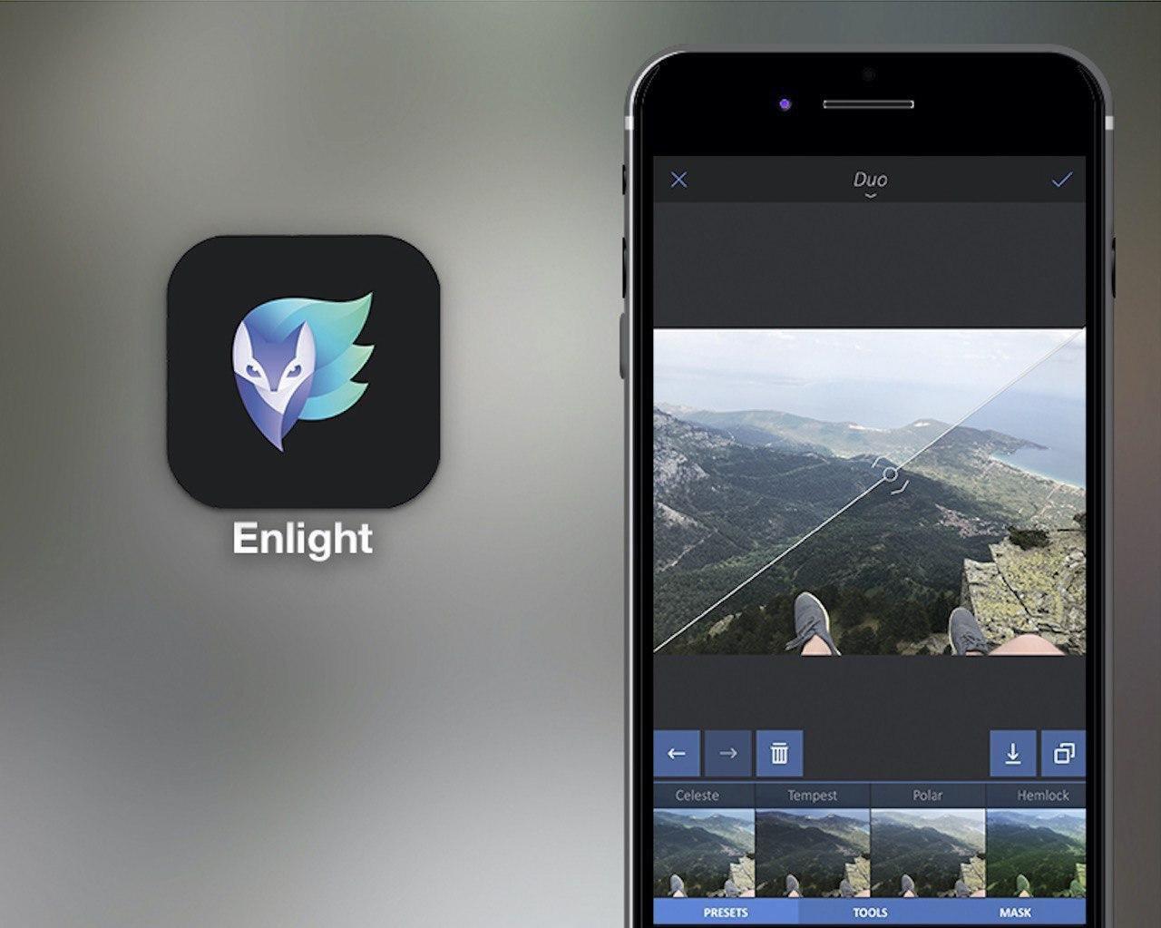 ли, крутые приложения на айфон для обработки фото пол первый
